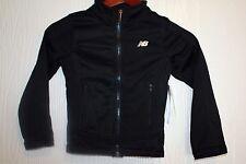 New Balance Kids Sporty Sweatshirt  Black Size 6X