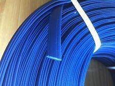 20 m Abdeckprofil Leistenfüller Leistenkeder Schraubkanal blau 12mm