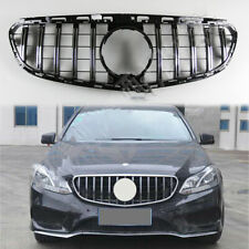 Front Grill Grille for 2014 2015 2016 Mercedes E Class W212 GT GT R Panamericana