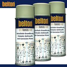 Kwasny Belton basic 3 x 400 ml Rostschutz-Grundierung   Beige