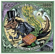Elvis Costello National Ransom Album CD 2010 NEU
