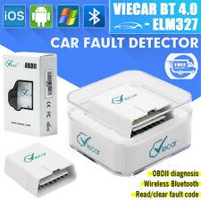 Viecar 4.0 Bluetooth v4.0 OBD2 Car Diagnostics Scanner For ios/Android carista
