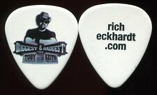 Toby Keith 2008 Baddest Tour Guitar Pick! Rich Eckhardt custom concert stage