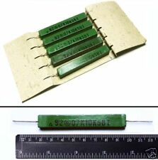 75K Ohm 5 Watt Non-inductive Load Power Resistor NOS #6