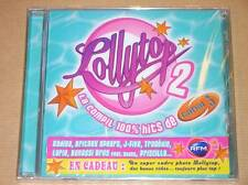 CD / LOLLYTOP 2 / 100% HITS CANAL J / NEUF SOUS CELLO