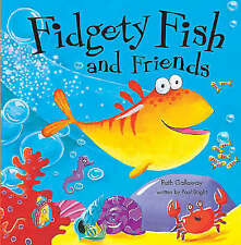 Fidgety Fish and Friends-ExLibrary
