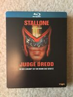 Judge Dredd Limited Edition Steelbook Sylvester Stallone [Blu-ray] (Used) OOP