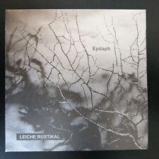 Leiche Rustikal – Epitaph CD [BOOTLEG INDUSTRIAL TMLHBAC LJDLP DIJ]