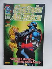 1x Comic Marvel Captain America #4 panini sehr gut erhalten