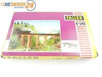 E141 Faller H0 B-546 Bausatz Brücke Viaduktbrücke