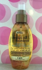 OGX Renewing Argan Oil Of Morocco Weightless Reviving Dry Oil 118ml NEW FORMULA