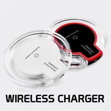 Wireless Fast Charger Dock Charging Pad For iPhone8 X XS XR XS Max,Samsung S6+