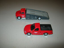 Hot Wheels Fast & Furious = The Racers Edge = Ford F-150 Svt Lightning & CarryOn