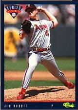1993 Classic Game Baseball Card #'s 1-100 - You Pick- Buy 10+ cards FREE SHIP