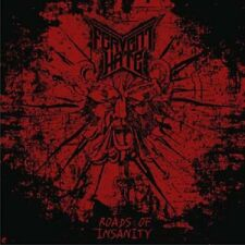 """Fervent Hate """"Roads of Insanity"""" CD [death 'n' roll from Perù, like Entombed]"""