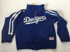 Los Angeles Dodgers Stitches Blue Toddler Jacket Kids 4T