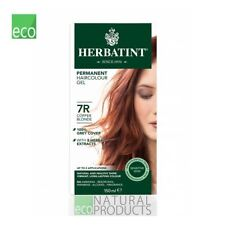 Herbatint Natural Hair Colour Copper Blonde 7R 150ml