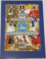 SHERWOOD FORESTERS HISTORY Regiment Gallantry Awards 45th 95th Foot British Army