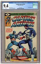Captain America 241 (CGC 9.4) Punisher appearance; Frank Miller; 1980 (j#6738)
