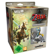 Nintendo Wii U Legend of Zelda Twilight Princess HD Limited