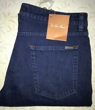 Loro Piana Jeans Top Vip Luxury  Blue Size 32 = 48 Made in Italy