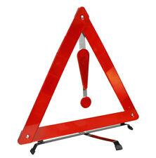 Triangolo riflettente emergenza stradale auto pieghevole soccorso strada