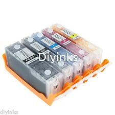 Refillable Ink Cartridges for Canon Pixma MG5420 MX722 MX922 MG5622 250/251