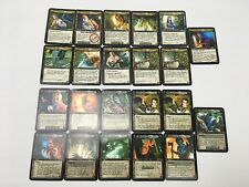 22 Card LOT Last Night on Earth Zombie and Heroes Deck Flying Frog Productions