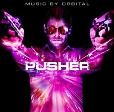 Orbital - Pusher (Original Soundtrack) [New CD] UK - Import