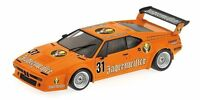 1:18 Minichamps BMW M1 Maître Chasseur #31 Kurt Roi Nürburgring DRM1982 Limité
