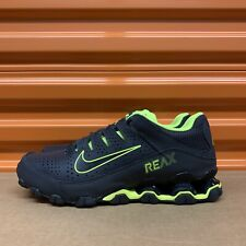 Nike Reax 8 TR Anthracite/Black-Volt Men's Training Shoes Sz 7.5 (616272 036)