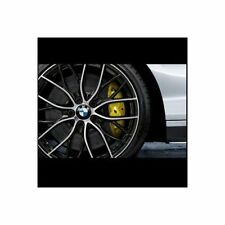 BMW OEM ///M PERFORMANCE BRAKE SYSTEM YELLOW 2012-2016 3 AND 4 SERIES34112450469
