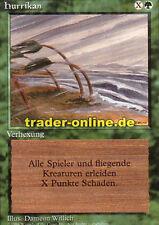 Uragano (Hurricane) Magic limited black bordered German Beta FBB Foreign Deutsc