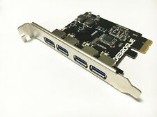 4 Port Super Speed USB 3.0 PCIe Card for *Apple Mac Pro *Native OSX10.8 to 10.13