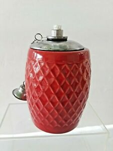 Better Homes And Gardens Outdoor Tabletop Torch RED Never used!