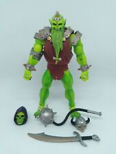 MOTUC Masters of the Universe Classics Demo Man Loose mint state complete
