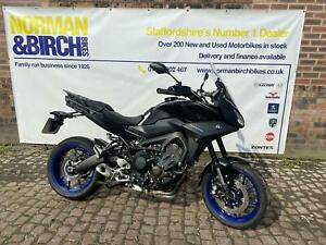 Yamaha MT09 Tracer 900, 2019, Blue, Clean, low miles, FSH, Delivery, Finance