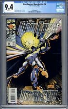 Marc Spector: Moon Knight #56 - CGC Graded 9.4 (NM) 1993