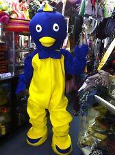Blue Penguin Mascot Costume