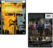 MR. MERCEDES 1 (2017) Stephen King Mystery Thriller TV Season Series  NEW DVD R1
