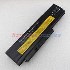 6 piles Batterie Pour Lenovo ThinkPad X220 X220i 42T4861 42T4865 42T4901 0A36283