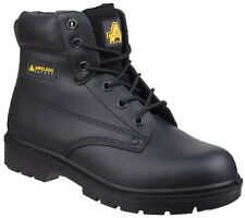 Amblers Safety Unisex FS159 safety S3 Boot Black