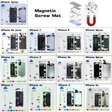 17pcs/Set Repair Tools Guide Pad Magnetic Screw Keeper Chart Mat For iPhones