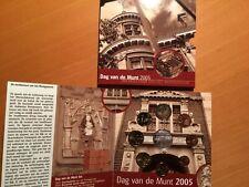 Nederland Dag van de Munt set 2005 BU
