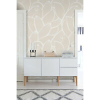 Abstract pattern peel and stick wallpaper Reusable wallpaper Peel and stick
