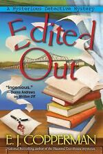Edited Out: A Mysterious Detective Mystery New /HC Copperman, E. J. SHIPS FREE