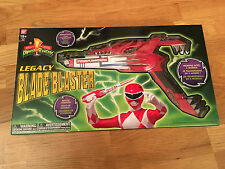 Mighty Morphin Power rangers Legacy Blade blaster **diecast parts** NEW in BOX
