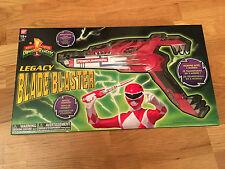 Mighty Morphin Power Rangers legado Blade Blaster ** Diecast Piezas ** Nuevo en Caja