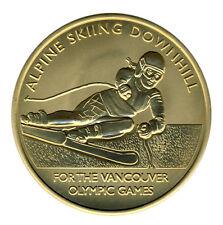 KANADA - Olympische Spiele 2010 Vancouver - DOWNHILL - ANSEHEN (12579/822N)