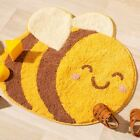 Bee Insect Childrens Bedroom Rug   Nursery Playroom Animal Home Decoration Gift